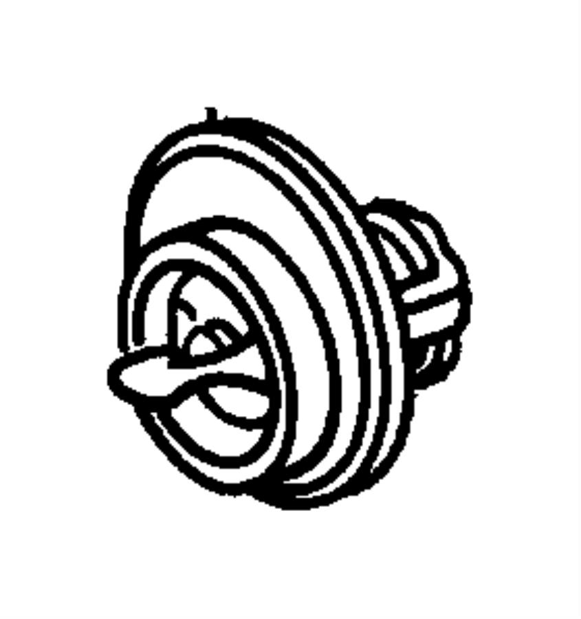 Dodge Grand Caravan Engine Coolant Thermostat