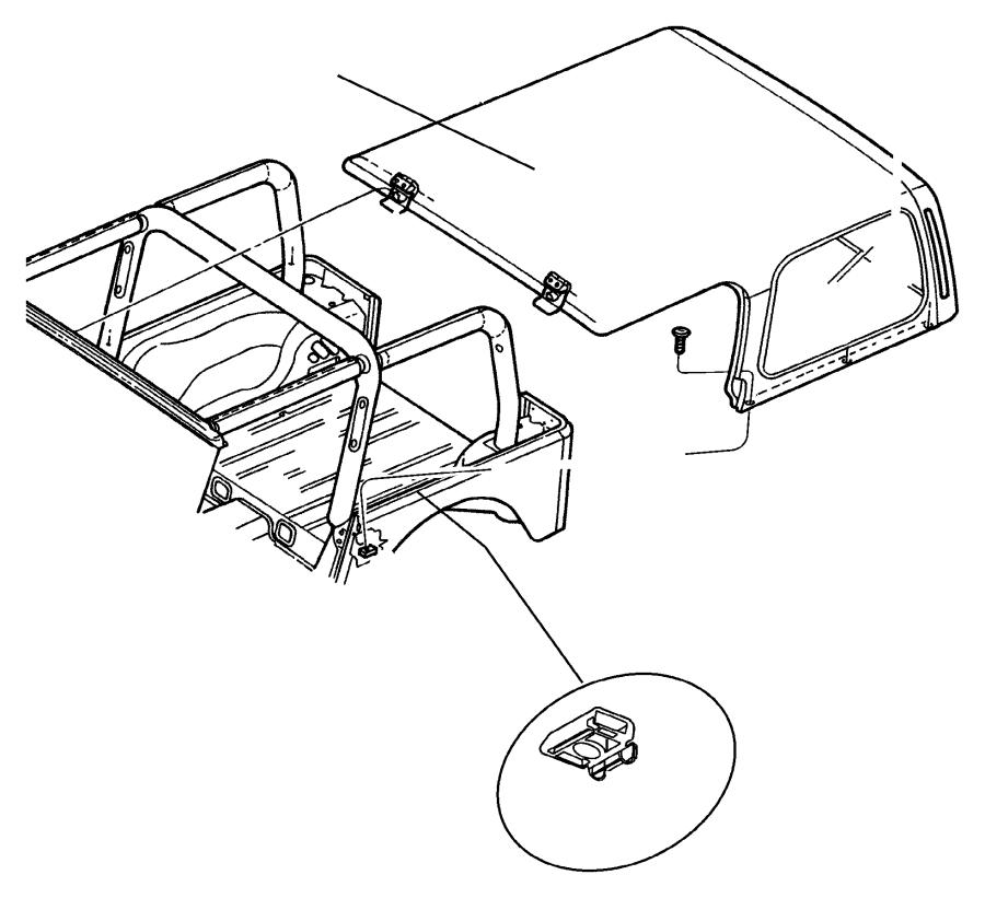 jeep wrangler air vent grille  exhauster  front door