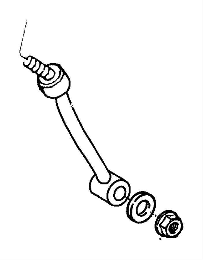 Jeep Wrangler Stabilizer  Link  Bar  Suspension  Bracket  Kit  Sway Eliminator  Jeep  Tj