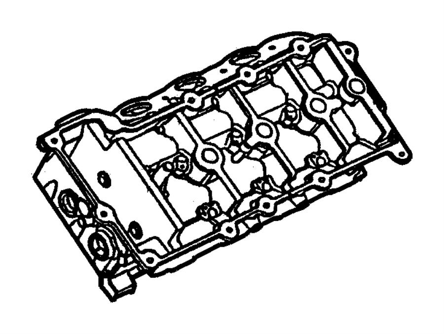 Dodge Intrepid Engine Cylinder Head Gasket