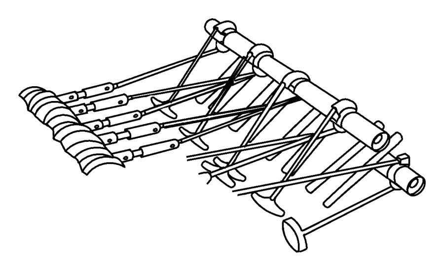Dodge Ram 3500 Engine Push Rod