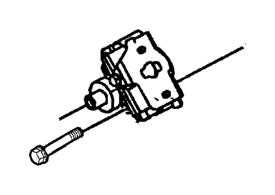 Dodge Intrepid Power Steering Pump  Gear  Linkage  Hoses
