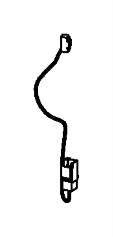 Jeep Liberty Hvac System Wiring Harness  Hvac System