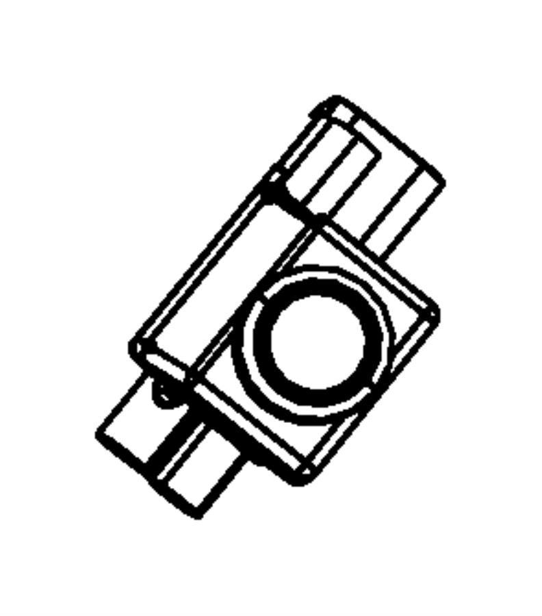 dodge journey park assist camera  rear