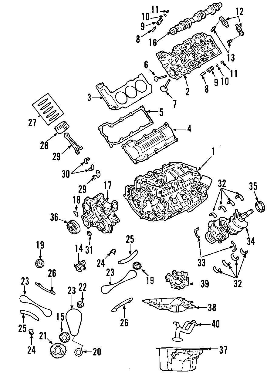 Dodge Ram 1500 Crankshaft  Gear  Engine  Timing  Sprocket  3 7 Liter  4 7 Liter