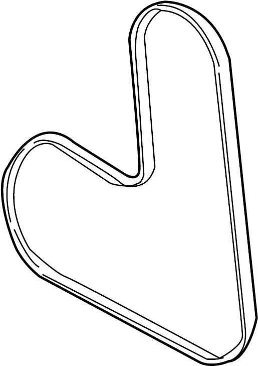chrysler pt cruiser serpentine belt
